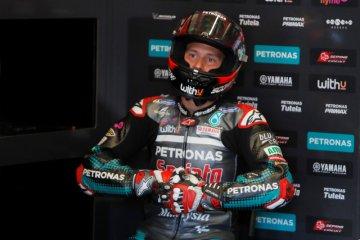 Fabio Quartararo incar hattrick historis di Brno
