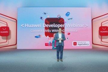 Huawei luncurkan solusi untuk live streaming e-commerce