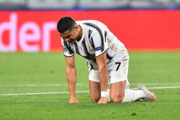 Juventus pastikan Ronaldo tak pindah ke klub lain walau gagal di Liga Champions