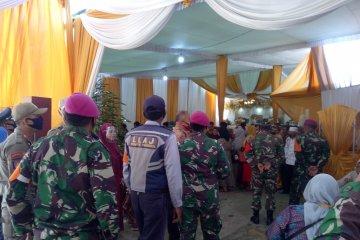 Di Lampung, petugas pantau penerapan protokol kesehatan di pesta nikah