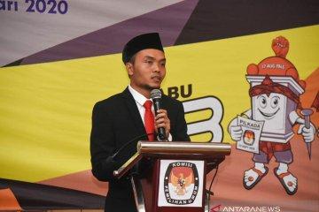KPU Karawang ingatkan tim peserta Pilkada siapkan syarat pencalonan