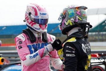 Cuma pengganti, Nico Hulkenberg memukau di grand prix Silverstone