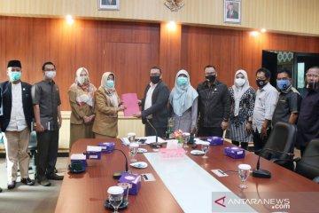 DPRD Kota Depok pelajari Perda Ketahanan Pangan ke Bogor
