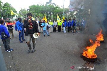 Mahasiswa Bogor pertanyakan kembali dana penanganan Covid-19