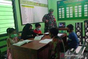 Jajaran Kodim 0608 Cianjur sediakan internet gratis untuk pelajar