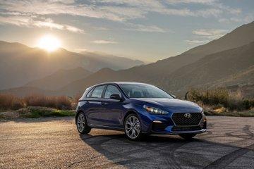 Hyundai hentikan penjualan Elantra GT dan GT N Line di AS