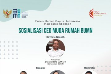 Kementerian BUMN buka kesempatan milenial jadi CEO dan CFO