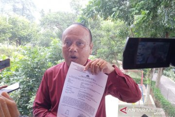 PT Buana Estate kembali bongkar bangunan di Hambalang Bogor