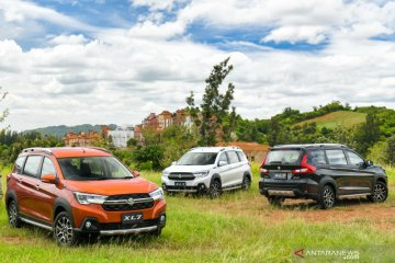 Ekspor Suzuki naik, didominasi XL7