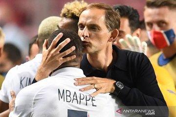 PSG hentikan Atalanta di Liga Champions lewat kemenangan dramatis