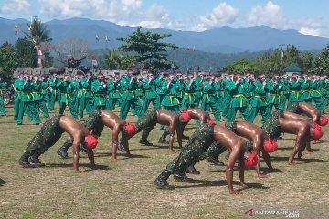 Kodam Kasuari godok program perekrutan 3.000 bintara otsus