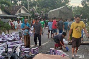 Polisi tetapkan sopir truk fuso tersangka kecelakaan maut di Jember