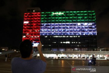 Palestina kecam deklarasi normalisasi hubungan Israel-UAE