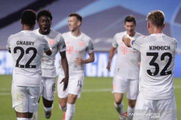 Bayern menggila, hancurkan Barcelona 8-2 untuk amankan tiket semifinal