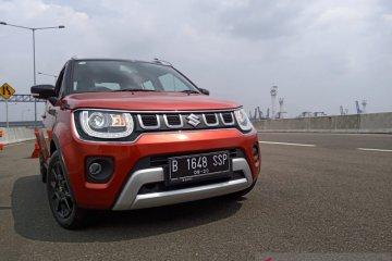 Suzuki New Ignis mobil perkotaan yang irit, ini konsumsi BBM per km