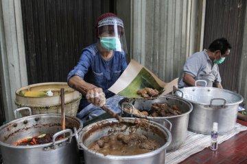 Kuliner gudeg, usianya setua Kota Yogyakarta