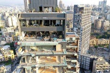 FBI bantu penyelidikan ledakan Beirut
