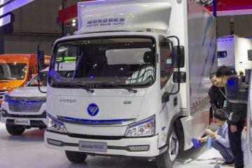 Kembangkan Internet of Vehicle, Foton dapat 3,5 miliar data tiap hari