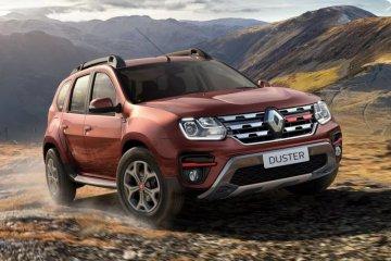 Renault tambah varian Duster Turbo