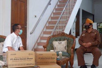 AHM bagikan 1.000 paket sembako kepada veteran pejuang