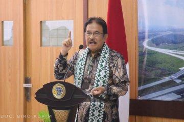 Menteri Sofyan Djalil mendukung Gubernur Lampung lindungi lahan pertanian