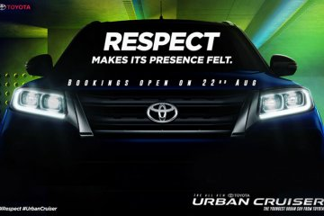 All New Toyota Urban Cruiser siap dipesan mulai 22 Agustus 2020