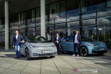 Tiga pabrik lintas benua akan produksi SUV listrik Volkswagen