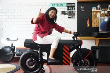 Kemenperin apresiasi motor listrik karya anak bangsa tampil di Makau