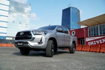 Toyota Hilux facelift beri sentuhan perkotaan pada DNA mobil niaga