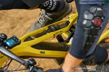 Yamaha YDX Moro, sepeda gunung suspensi penuh dengan rangka ganda