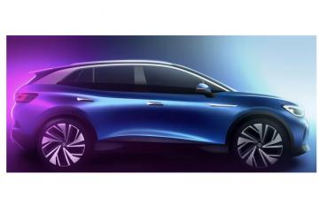 SUV listrik Volkswagen ID 4 mulai diproduksi di Jerman