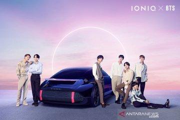 "Hyundai-BTS rilis ""IONIQ: I'm On It"", tayang perdana 2 September"