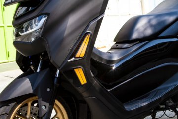 "GMA rilis lampu sein susun ""2 in 1"" Yamaha All New Nmax 2020"