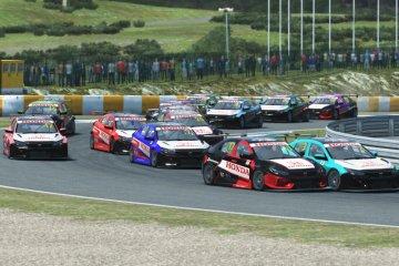 HRSC umumkan juara balap virtual