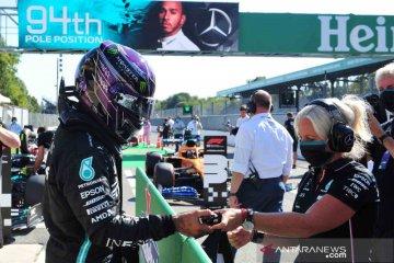 Balap Formula 1 GP Jerman boleh dihadiri hingga 20 ribu penonton