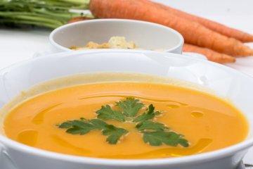 """Sup """"oranye"""" tingkatkan imunitas dan membuat kulit berkilau"""
