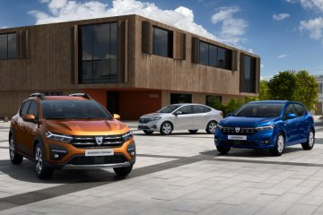 Dacia ungkap keluarga Sandero terbaru sebelum debut 29 September