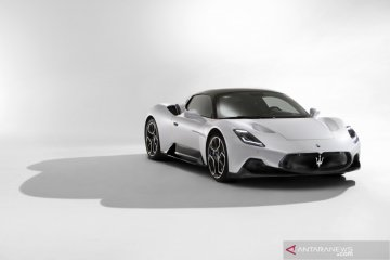 Maserati MC20 meluncur di Indonesia awal 2021, ini spesifikasinya
