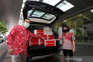 BMW Group Indonesia donasikan 2.500 paket sanitasi anak