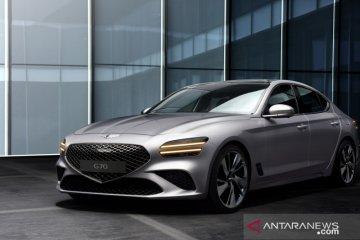 Hyundai Genesis G70 bersolek dengan wajah baru
