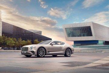 Bentley Continental GT Mulliner ungkap kemewahan jelang debut