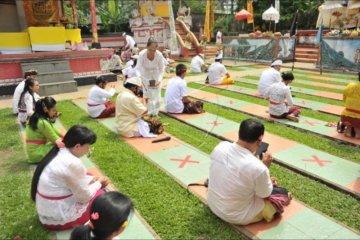 Hari Raya Galungan di Palembang