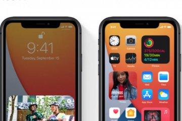 Apple rilis iOS 14 versi final yang telah tersedia diunduh