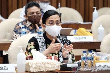Menkeu Sri Mulyani revisi proyeksi pertumbuhan ekonomi Indonesia 2020