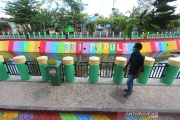 BRI Bantu Konservasi Sungai Kemuning Di Banjarbaru