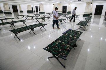 Masjid Dijadikan Tempat Isolasi