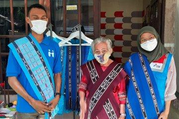PT. Pertamina MOR VIII berdayakan kelompok tenun ikat Larat