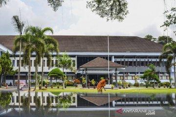Kantor Setda Ciamis ditutup sementara akibat COVID-19