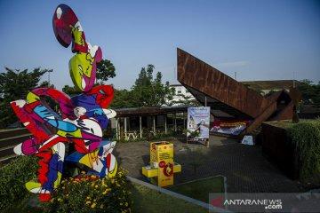 Penutupan taman di Kota Bandung