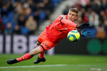 Arsenal resmi dapatkan kiper baru asal Islandia dari Dijon